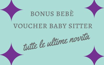 Bonus baby sitter 2020 Dl Aprile, a chi spetta e quanti soldi sono
